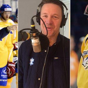 Rikard Grönborg om World cup-läxan, Challe Berglund om Djurgårdens kris & Filip Forsberg om liknelse