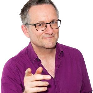Sticks show with Glenn Wool and Dr Michael Mosley