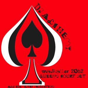 DJ Alchemy - Mad Hatter 2012 Queen's Court Set