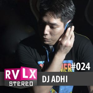 Ravelex Stereo #024 - Adhi (Spinach Records)