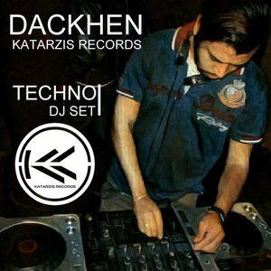DJ SET | DACKHEN | KATARZIS RECORDS | GENRE: TECHNO | @ CDMX | 2016
