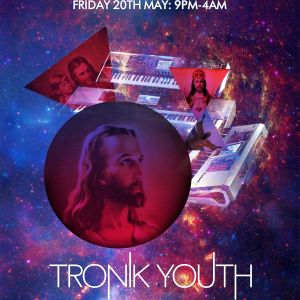 Forgive Me Lord For I Have Synth - Coming 20th May