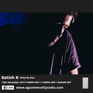 SGCR Radio Show #24 - 13.12.2017 Episode Part 2 ft. Satish K