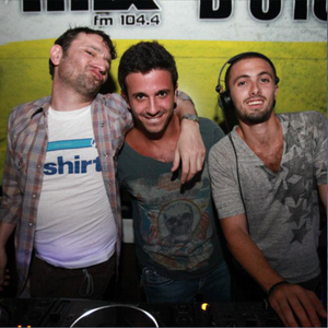 Ronin & Nesta warm-up for Danny Howells @ B 018 - 25/08/12