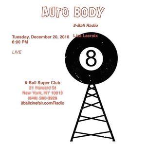 The Auto Body Show w/ Liza Lacroix