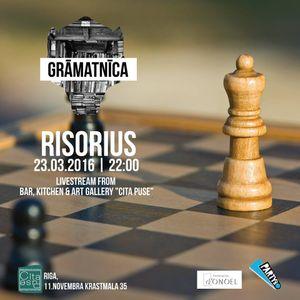 Risorius Gramatnica set @Cita Puse