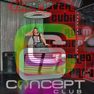 Djfleky@Concep Club-Cubic Room Sesion Perreo party agosto 3-8-2012