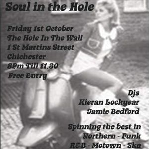Soul In The Hole - Djs Kieran Lockyear & Jamie Bedford part 2