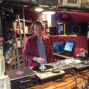 AMDJS - Baza Record Shop 18 Years Birthday
