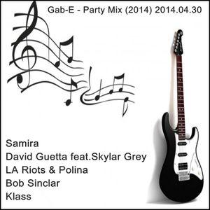 Gab-E - Party Mix (2014) 2014.04.30