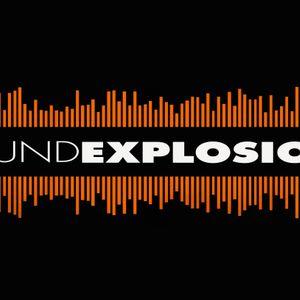 SOUNDEXPLOSION 07 NOVEMBRE 2015 - RADIO VERONA - MIX BY MARCO ROLDO DJ