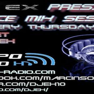 DJ Ex pres.Trance Mix Sessions ep.184 (08-02-2018) www.tempo-radio.com