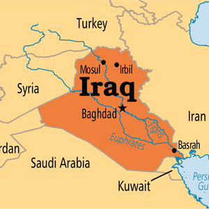 Episode 11 : Irak ( Partie 1)