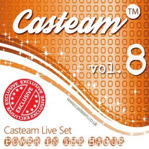Casteam Live Set Power in the Hague  vol.8