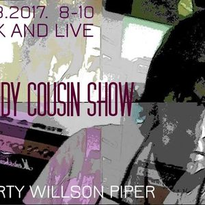 The Andy Cousin Show 09-08-2017