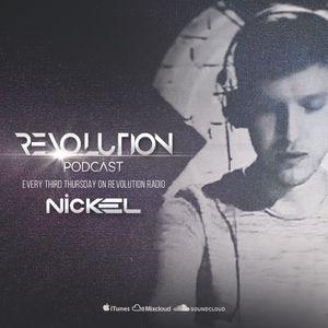 Nickel - Revolution Podcast 062 by NICKEL   Mixcloud