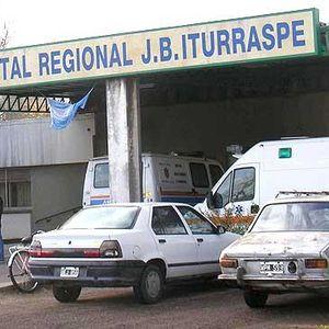 CENA HOSPITAL ITURRASPE