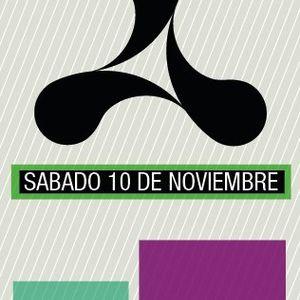 Estigma live @ Creamfields 2012 Buenos Aires