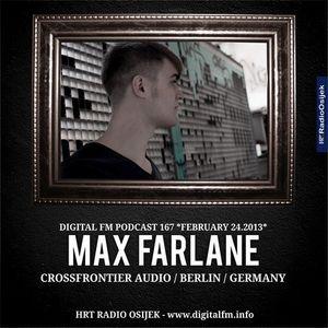 Max Farlane DFM Night Session 167