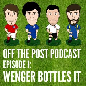 OTP Podcast - Ep.1 Wenger Bottles It