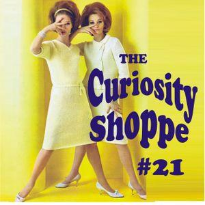 CURIOSITY SHOPPE # 21 - 27th March 2016