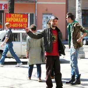 Dubmasta @ Muzey Kluba Vyhod, Odessa, Ukraine, 24-04-2011