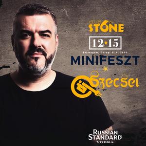 2018.12.15. - Stone 6th Club, Esztergom - Saturday