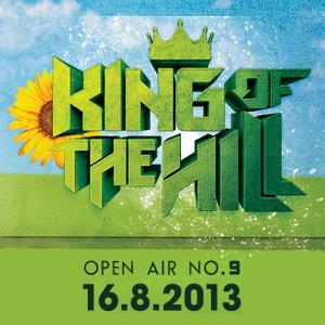 Lemon - Live @King Of The Hill, Slovenia - 16.08.2013