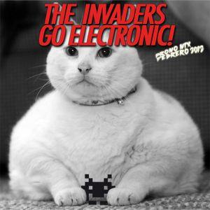 The Invaders Go Electronic! Promo Mix Febrero 2012