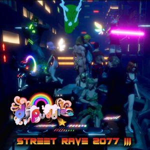 DJ Puddles - Street Rave 2077 III