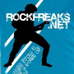 Radio Rockfreaks.net 20.04.2016 - Telstar Sound Drone