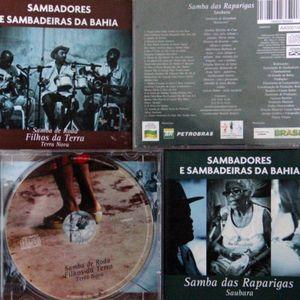 GINGA MEDIA #39 - SAMBADORES E SAMBADEIRAS DA BAHIA