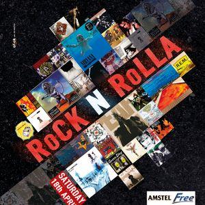 My Personal Mixtapes Archive..dj set @ Rock n Rolla April 2015