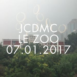 Cosmic Delights LIVE 07 Jean Charles de Monte Carlo at Zoo Usine  07.01.2017