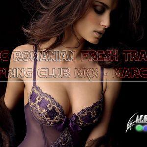 DJ Alex Graffs - Burning Romanian Fresh Tracks (Spring Club MIX - March 2016) Youtube Version