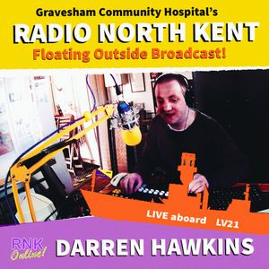 Darren Hawkins – RNK Floating Outside Broadcast aboard LV21