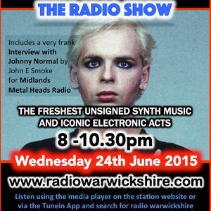 RW031- THE JOHNNY NORMAL RADIO SHOW - RADIO WARWICKSHIRE