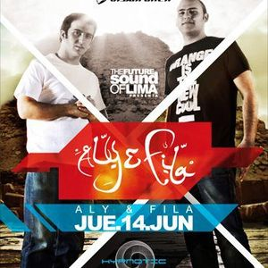 Andrew Herbeat pres. Special Session Preview Aly & Fila in Perú