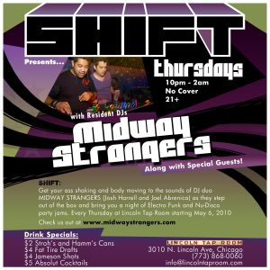 Midway Strangers - Large Sticky Mix