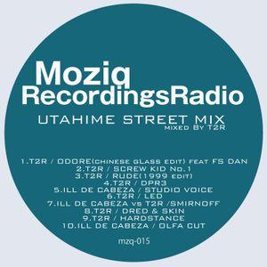 Moziq Recordings Radio  / T2R / ILL DE CABEZA / FS DAN