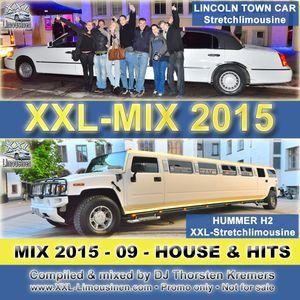 XXL-MIX 2015 / AUGUST