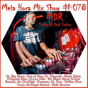MHMS-078-GuestMix-MRD - Techno & Dark Techno