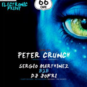Sergio Marthinez @ Route 66 Cafe #ElectronicFriday 15.09.2017