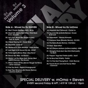 Eleven & Moma - Special Delivery 3