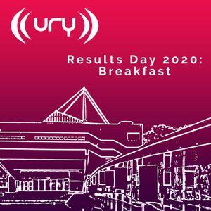 Results Day 2020: Breakfast 13/08/2020
