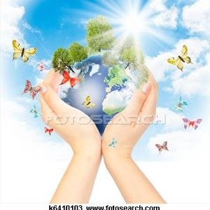 TAKE CARE OF THE EARTH :-)