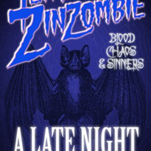 Teatro ZinZombie 2012 (live glitch/dubstep set)-3J Million