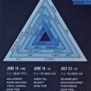 Live Set - Audacious 20/06/09