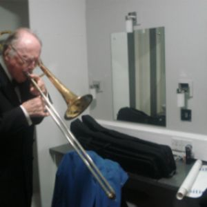 An hour with Chris Barber at 86