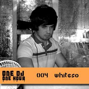 #004 - Whiteso - Tech